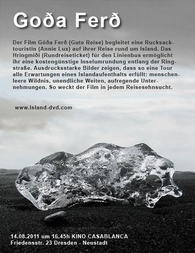 Goða Ferð Filmvorführung