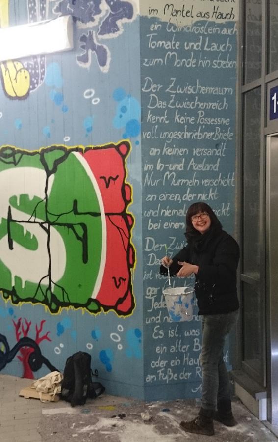 annie-graffiti